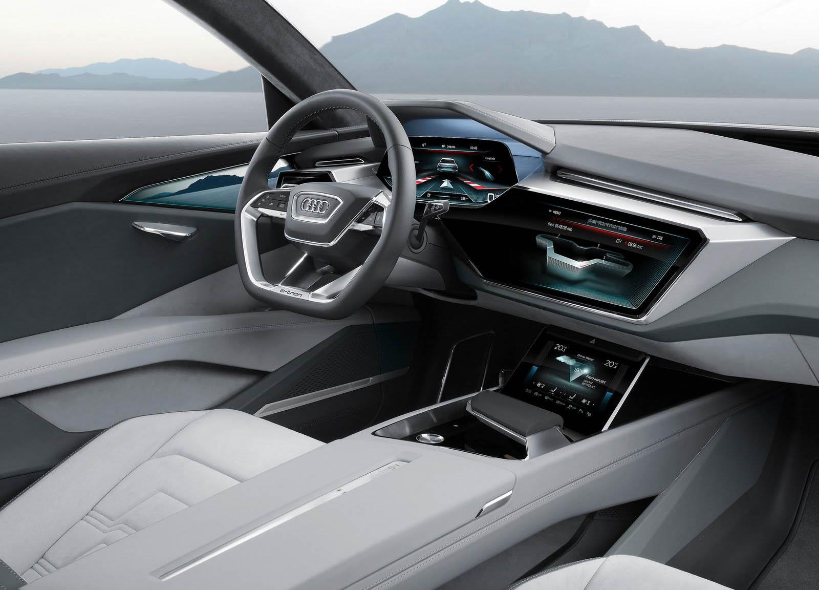 Какая страна первой получит новый электрокросс от Audi 2