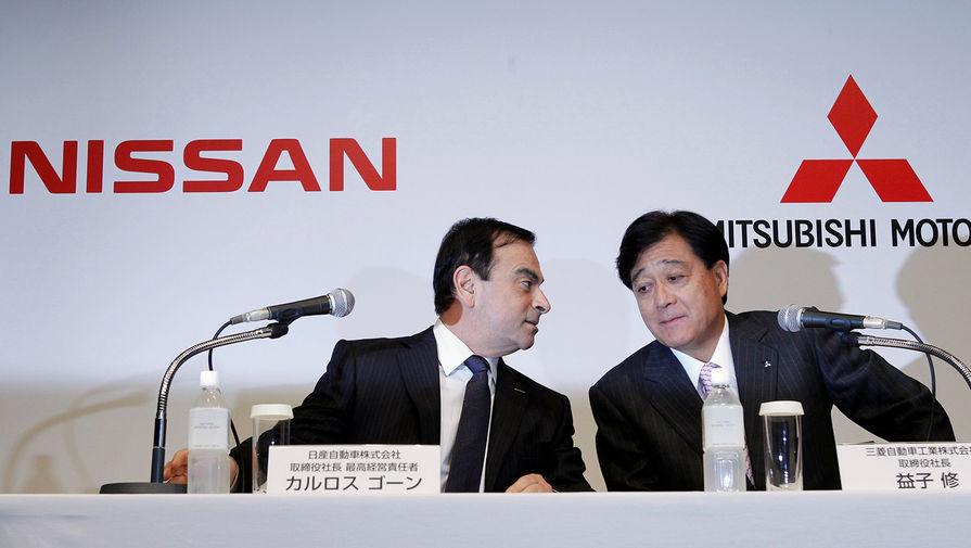 Слияние Mitsubishi и Nissan не состоится 1