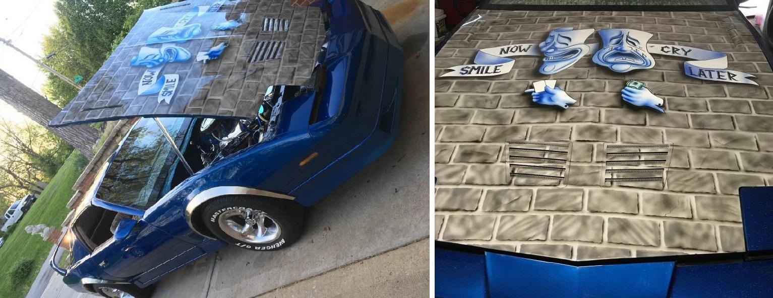 В США выставили на продажу «очень красивый» Pontiac 3