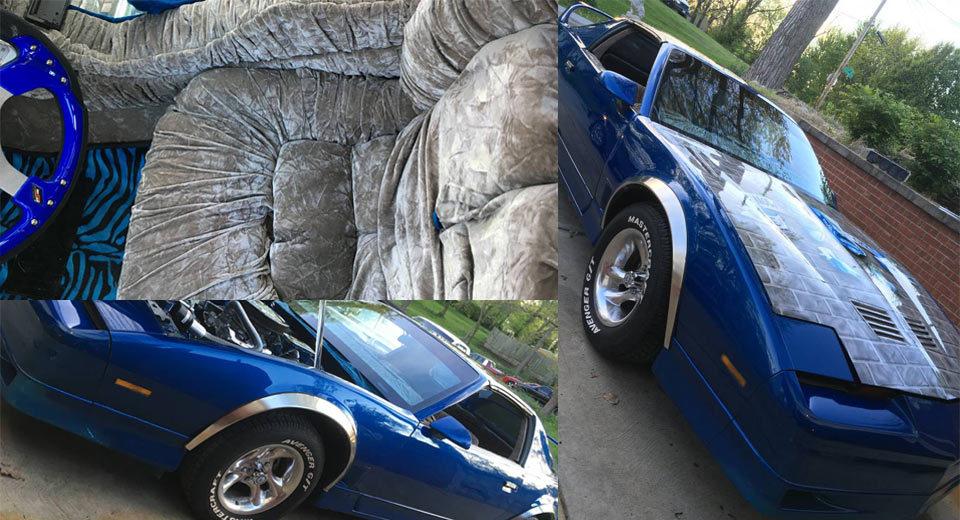 В США выставили на продажу «очень красивый» Pontiac 1