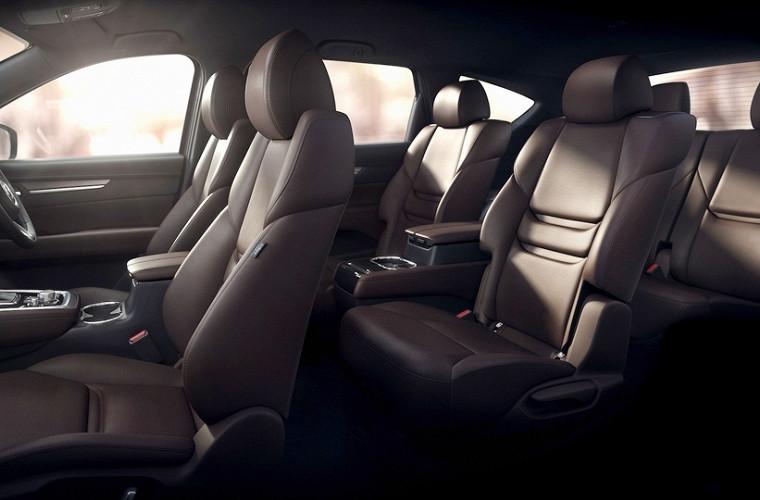 Mazda выпустит новую модель – кроссовер CX-8 1