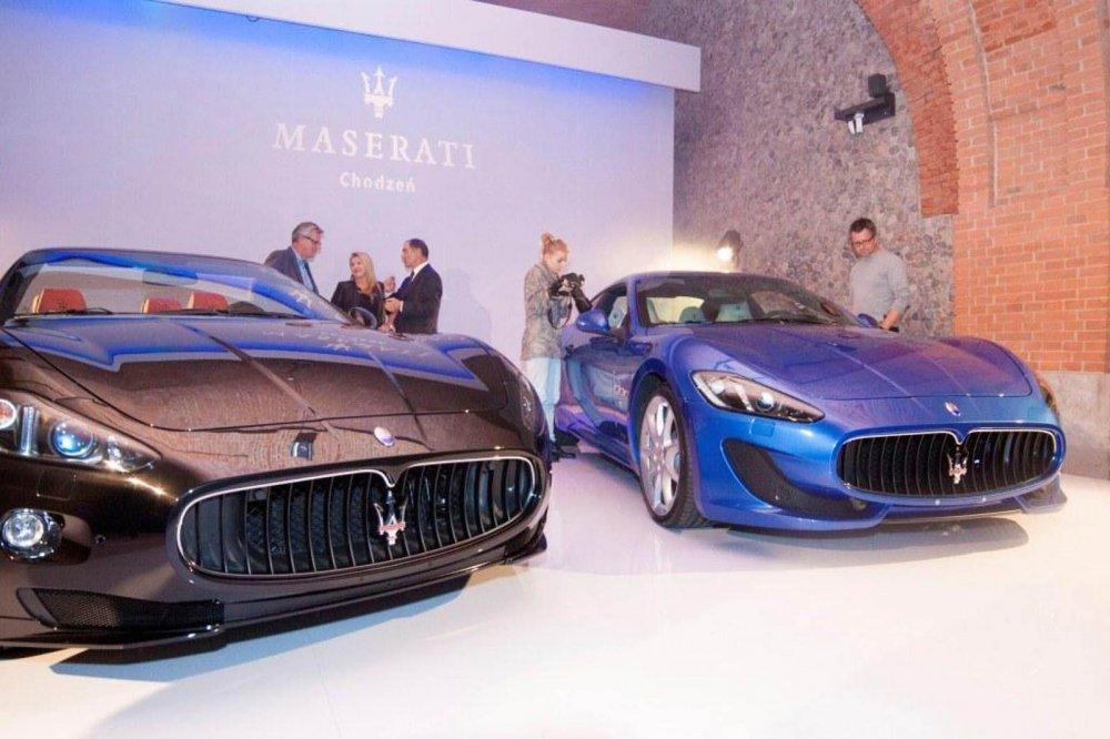 Компания Maserati будет продавать свои б/у автомобили 1