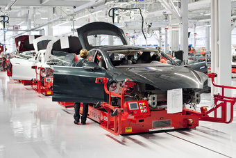 Компания Tesla шокировала рекордным темпом производства 1