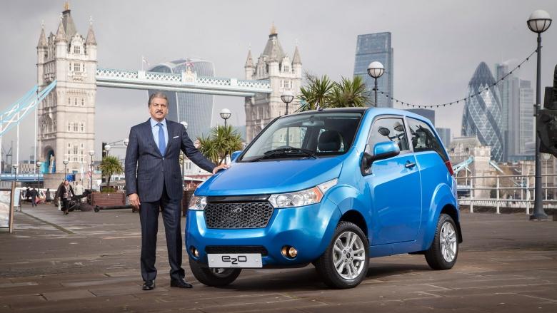 Компанию Mahindra «вынудили» свернуть продажу своих машин 1