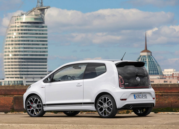 Volkswagen Up! стал шустрее 2