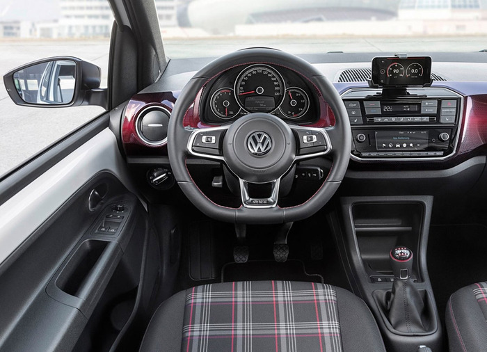 Volkswagen Up! стал шустрее 1