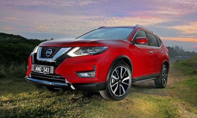 Обновлённый Nissan X-Trail освоил ещё один рынок 2