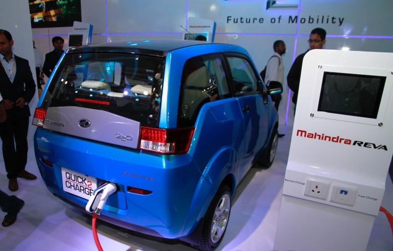 Компанию Mahindra «вынудили» свернуть продажу своих машин 2