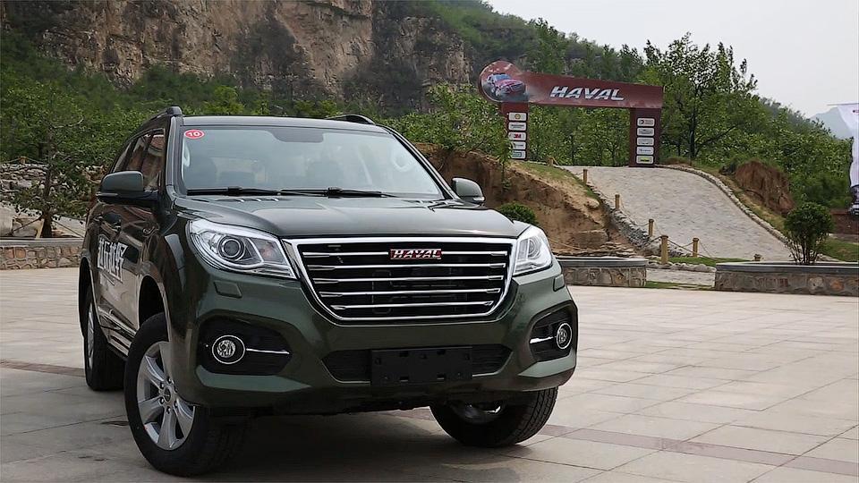 Китайский Haval H9 получил дизельный мотор 1
