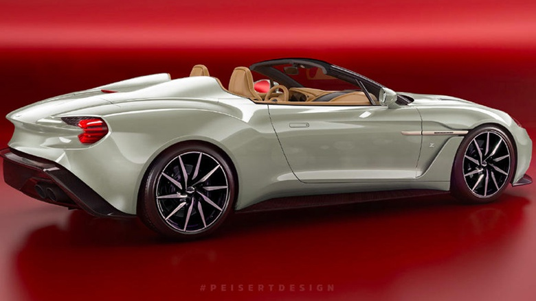 Aston Martin представит «очень эксклюзивную модель» 1