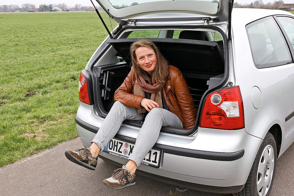 «Водить Polo под силу каждому»: тест-драйв VW Polo 1