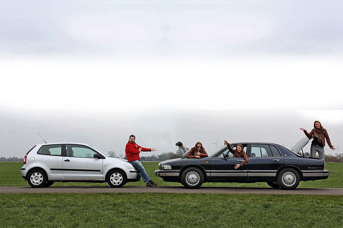«Водить Polo под силу каждому»: тест-драйв VW Polo 2