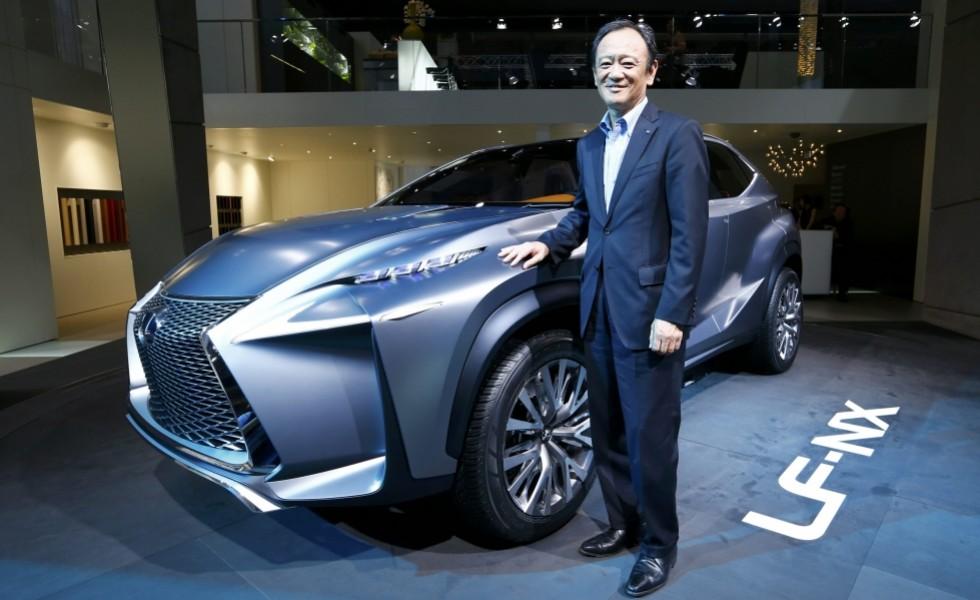В Lexus предсказали скорый «закат» седанов 1