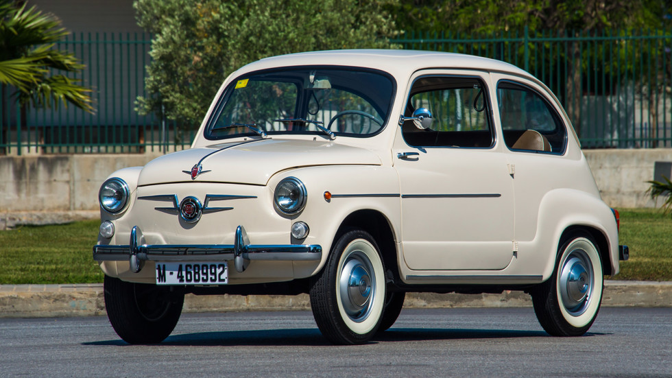Seat «реинкарнирует» модель 1957 года 1