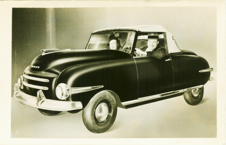Playboy - самая «игривая» автомобильная марка 1