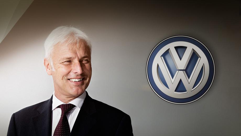 Матиас Мюллер: «Сравнивать Volkswagen и Tesla – по меньшей мере глупо» 1