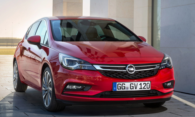 Новый Opel Corsa построят на платформе Peugeot-Citroen 1