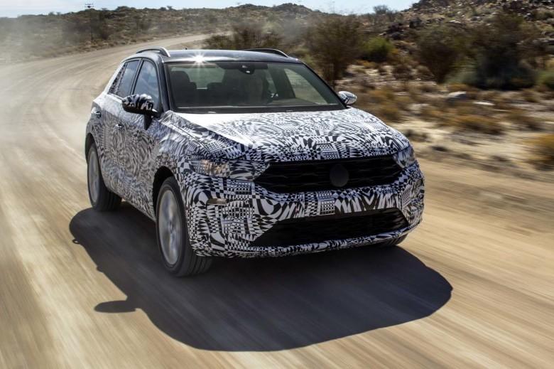 «Дизельгейт не помеха»: в VW показали новую модель 1