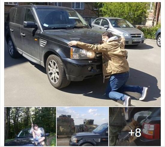Притула продал автомобиль со словами: «я тебя предал, друг мой» 2