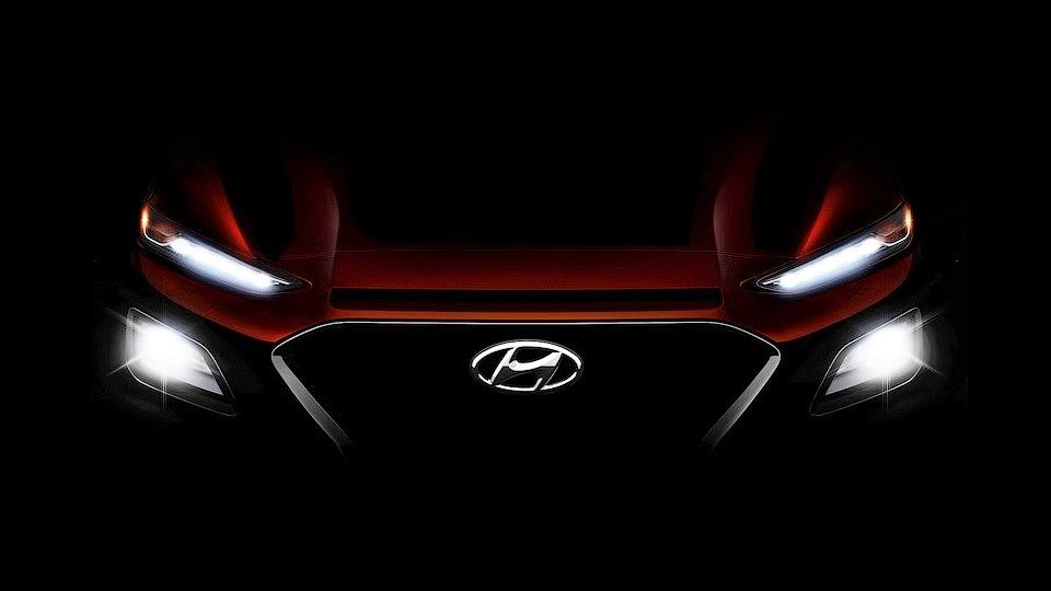 Hyundai покажет маленький кроссовер «в стиле Jeep Cherokee» 1