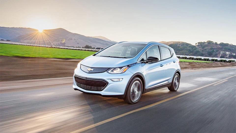 Как электромобиль Chevrolet проехал за 5 месяцев 7 млн км 1