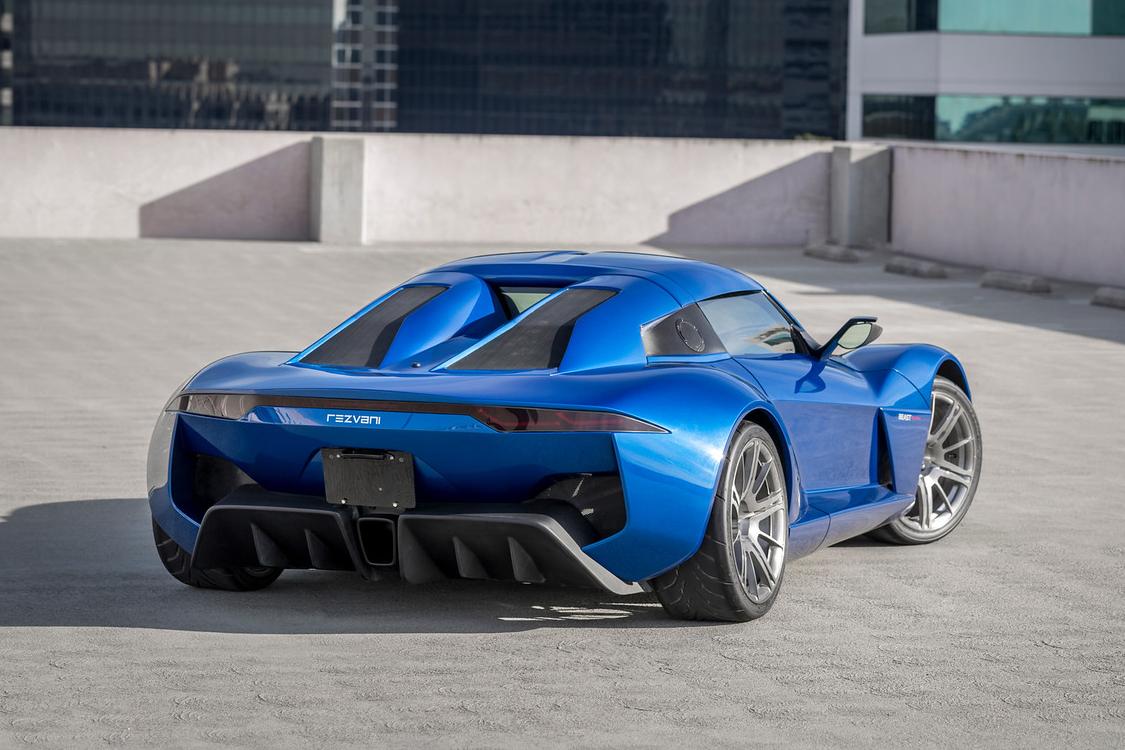 Компания Rezvani представит «убийцу Porsche» 3