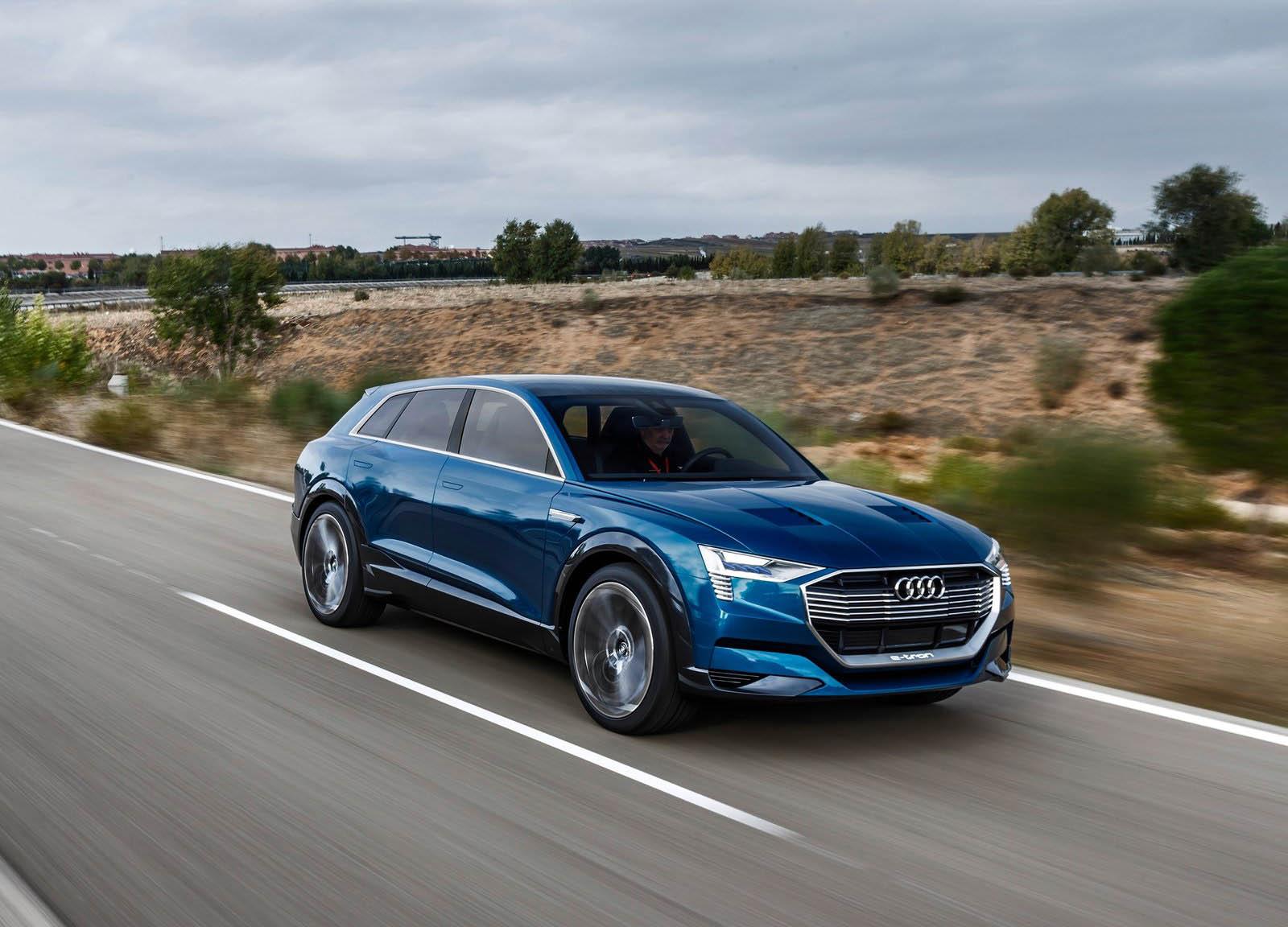 Какая страна первой получит новый электрокросс от Audi 1