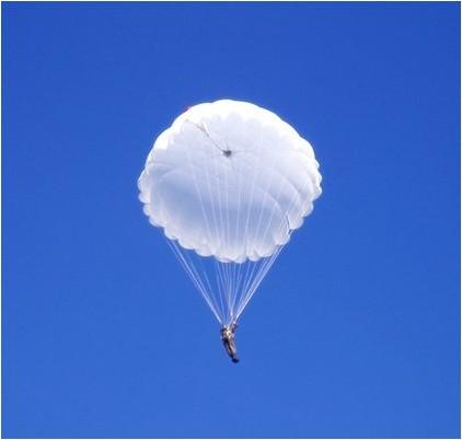 Американцы назвали парашюты необходимыми для летающих машин 1