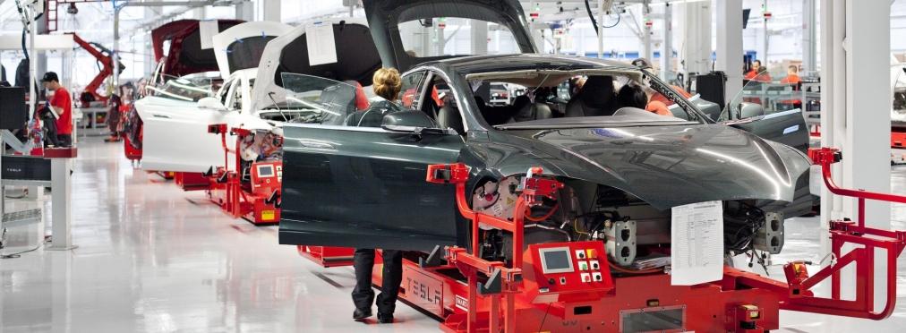 Забастовки в компании Tesla грозят срывом выпуска машин 1