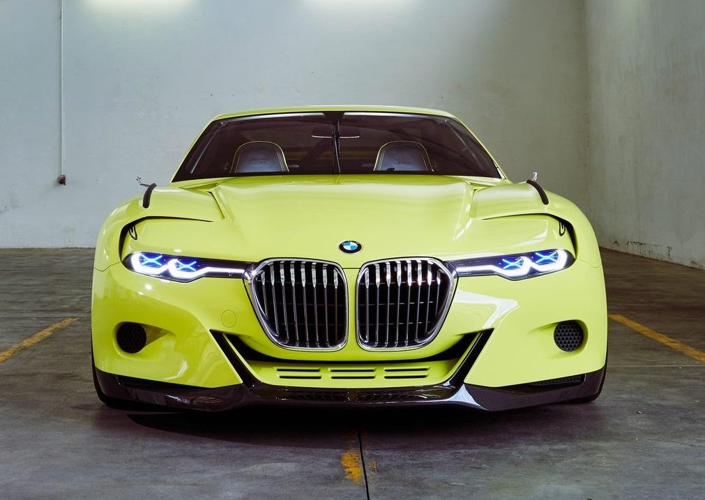 BMW разработает сверхмощный гиперкар 4