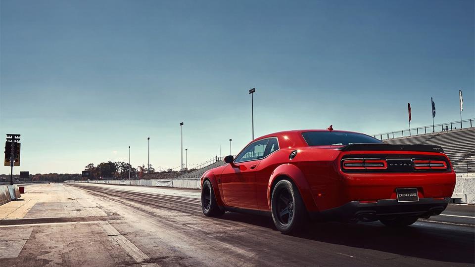 «Демон может все»: 96 км/ч за 2,1 секунды 2