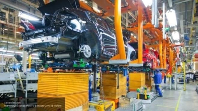 Из захваченного завода GM похитили все автомобили 1