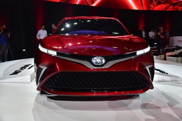 Toyota презентовала «веселый» концепт 1