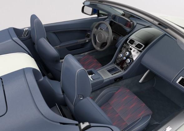 Aston Martin подготовил особый V8 Vantage 3