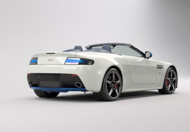 Aston Martin подготовил особый V8 Vantage 2
