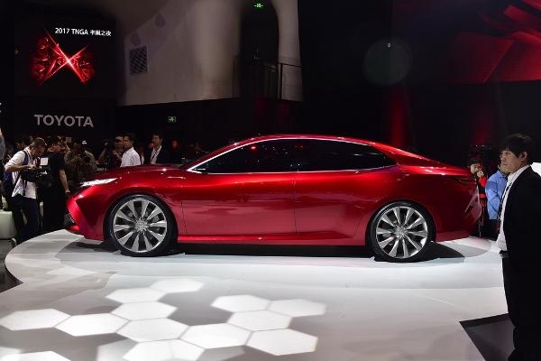 Toyota презентовала «веселый» концепт 2