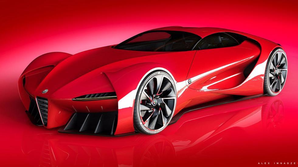 В Alfa Romeo показали «умопомрачительную» модель 1