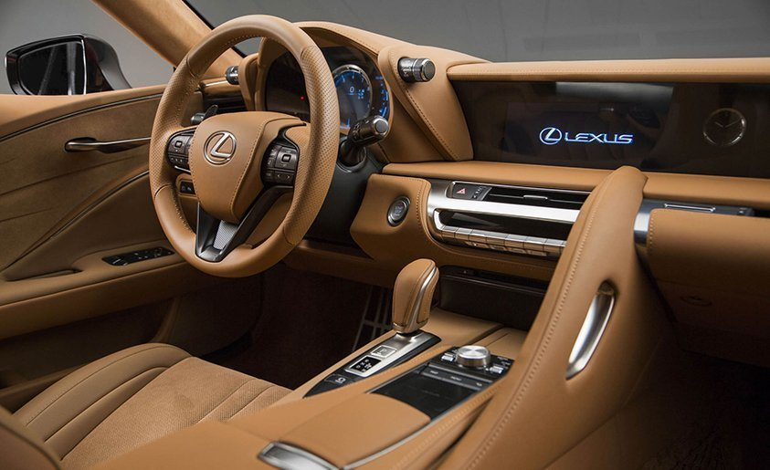 Определены автомобили с лучшими интерьерами 5