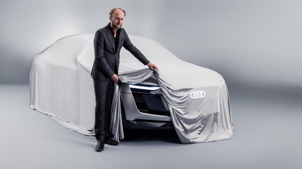 Компания Audi «дразнит новой моделью без выхлопной трубы» 1