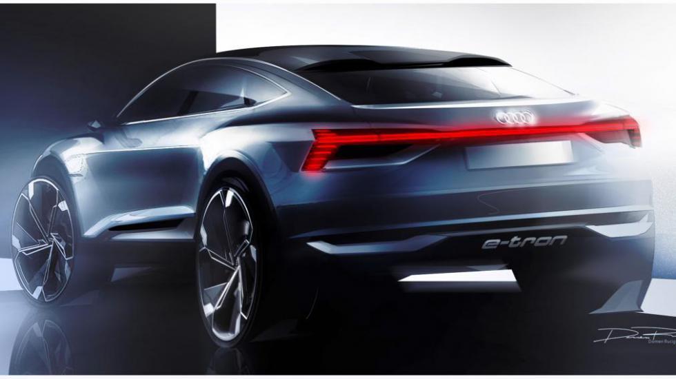 Компания Audi «дразнит новой моделью без выхлопной трубы» 3