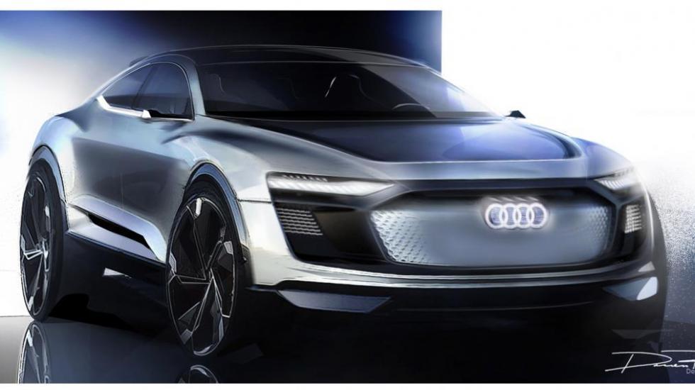 Компания Audi «дразнит новой моделью без выхлопной трубы» 2