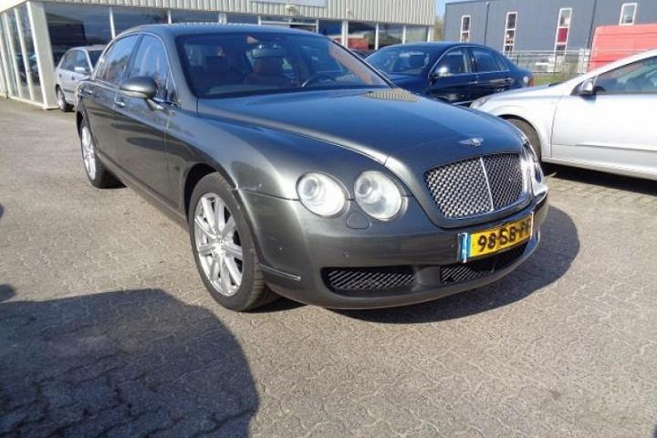 На продажу выставили роскошный Bentley по цене VW Golf 1