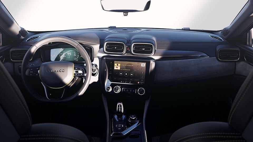 Китайцы построят седан на агрегатах новых Volvo 3