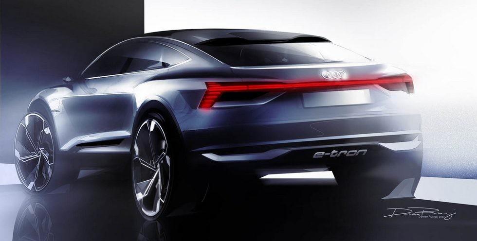 Компания Audi раскрыла дизайн компактного кросс-купе 1