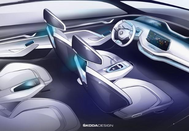 Состоялась долгожданная презентация концепта Skoda Vision E 4