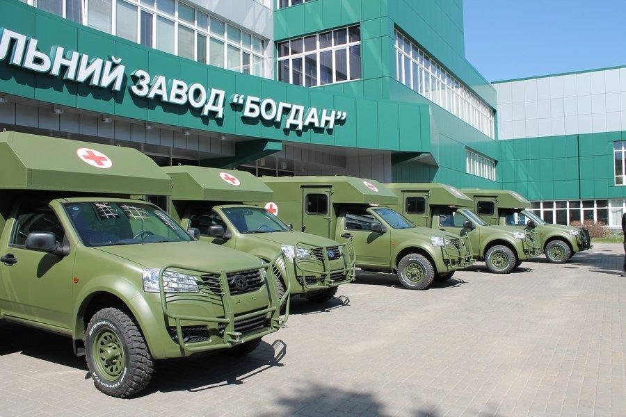 В украинской армии начали замену «буханок» на Great Wall 2