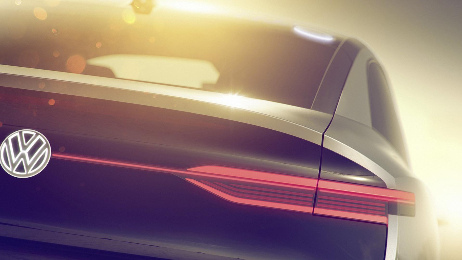 Volkswagen везет в Шанхай новое электрическое кросс-купе с автопилотом 2