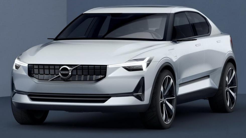Первый электрический Volvo будет производится в Поднебесной 1