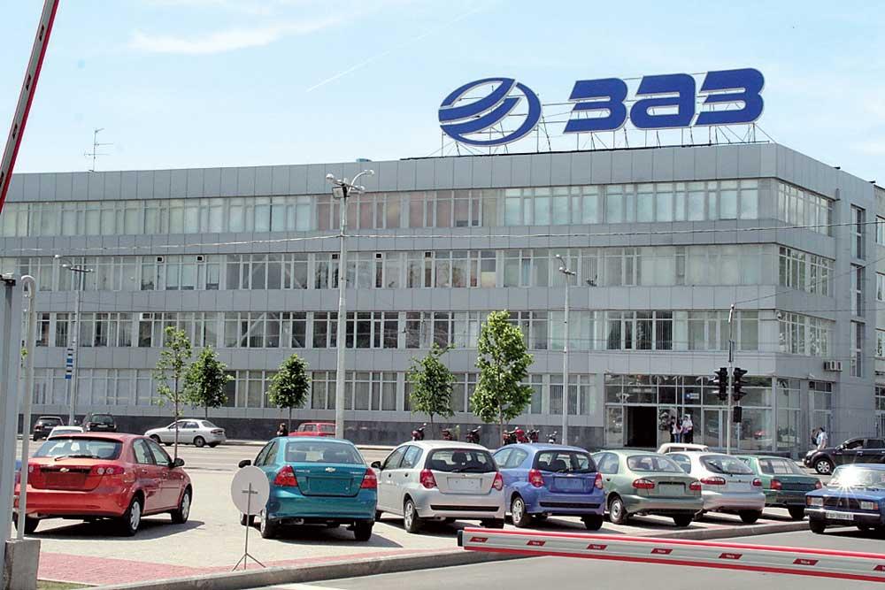Автомобили Mercedes будут выпускать в Украине 1
