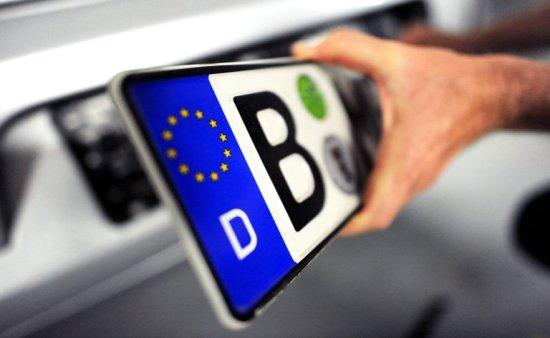 Владельцев автомобилей на иностранных номерах «ждет мрачное будущее» 1